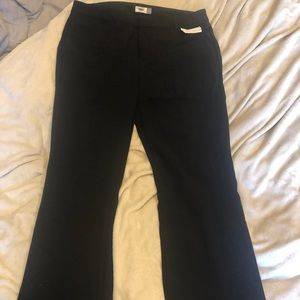 Old Navy Flare Trousers 16 Tall NWT